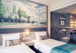 雅加達西基尼美居酒店 - 雅加達 - 臥室