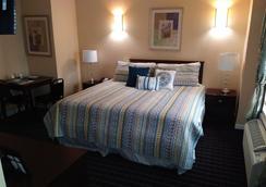雅典套房酒店 - 休士頓 - 休斯頓 - 臥室