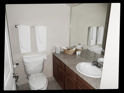 Athens Hotel Suites - Houston - Bathroom