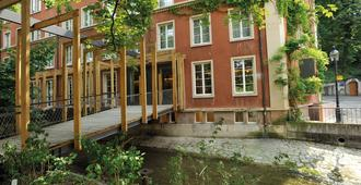 Youth Hostel Basel - Basilea - Edificio