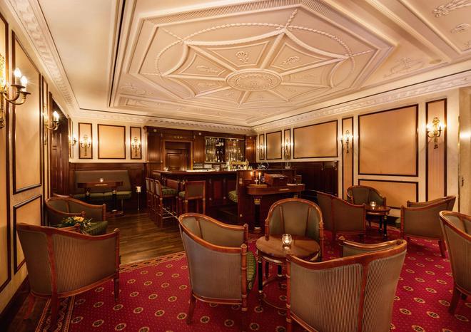 魯瑟斯赫爾貝斯特韋斯特豪華酒店 - 魏瑪 (圖林根) - 魏瑪 - 酒吧