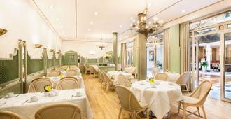 Best Western Premier Grand Hotel Russischer Hof - Weimar - Restaurante