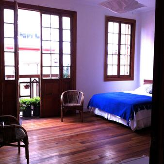 Travesia Bed And Breakfast - Santiago - Bedroom