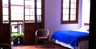 Travesia Bed And Breakfast - Σαντιάγο - Κρεβατοκάμαρα