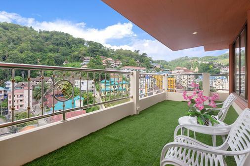 Chang Residence - Patong - Balcony
