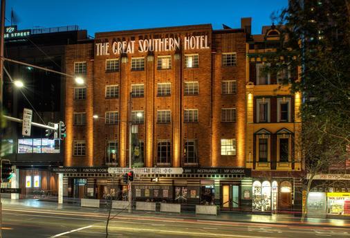 グレート サザン ホテル - シドニー - 建物