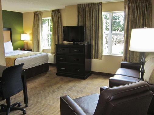 聖約瑟-伊登維爾南美國長住酒店 - 聖荷西 - 聖何塞 - 臥室