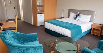 Airport Motor Lodge - Wellington - Phòng ngủ