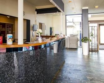 Milling Hotel Søpark - Maribo - Rezeption