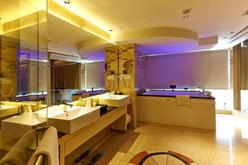 Six Seasons Hotel - Ντάκα - Μπάνιο