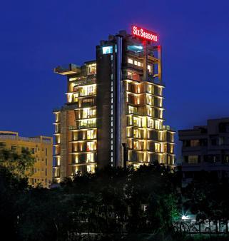 Six Seasons Hotel - Ντάκα - Κτίριο