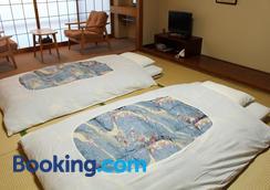 Miyajima Seaside Hotel - Hiroshima - Phòng ngủ