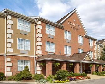 Country Inn & Suites by Radisson, Macedonia, OH - Macedonia - Edificio
