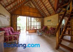 Atiu Villas - Atiu Island - Sala de estar