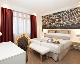 Hotel Mayorazgo - Madrid - Camera da letto