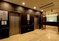 Candeo Hotels Ueno Park - Tokyo - Lobby