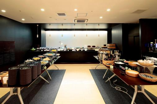 Candeo Hotels Ueno Park - Tokyo - Buffet