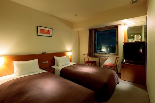 Candeo Hotels Ueno Park - Tokyo - Bedroom