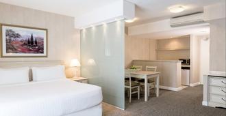 Holiday Inn Express Rosario - Rosario - Schlafzimmer