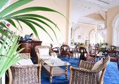 Top Grand Continental Flamingo Hotel - Abu Dhabi - Lounge