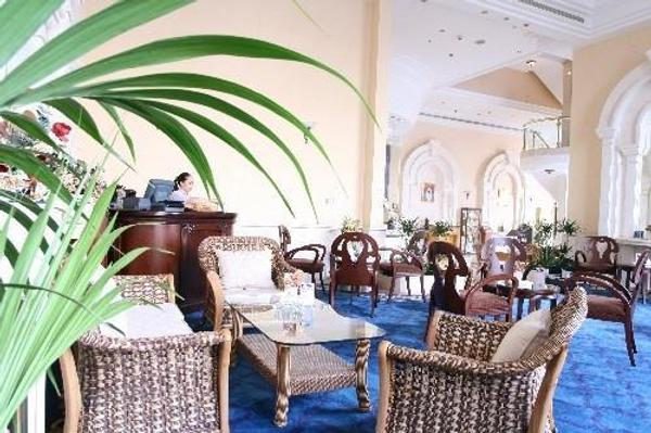 Grand Continental Flamingo Hotel - Abu Dabi - Lounge