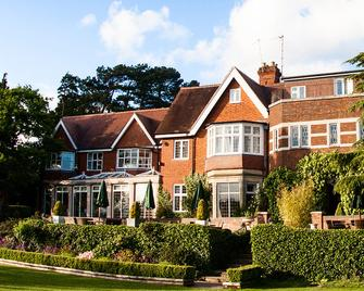 Nuthurst Grange Country House Hotel - Solihull - Building