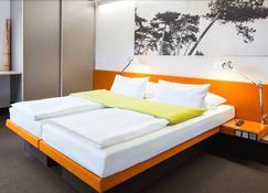 Hotel hauswindschur - Sankt Peter-Ording - Makuuhuone