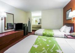 Econo Lodge - Dothan - Makuuhuone