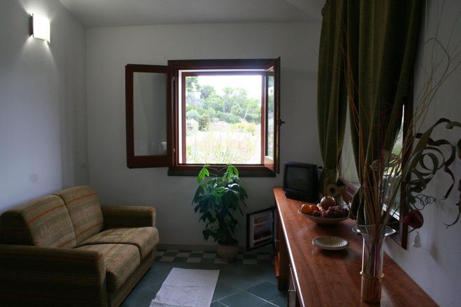 Guardia Dei Mori - Carloforte - Living room