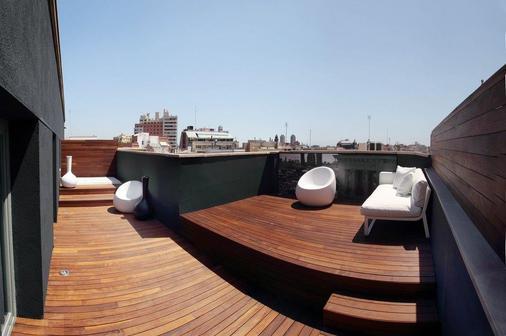 Room Mate Pau - Barcelona - Balcony