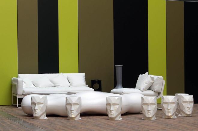 Room Mate Pau - Barcelona - Lounge
