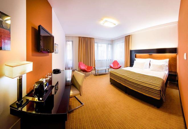 Grand Majestic Hotel Prague - Prague - Bedroom