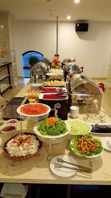 Thai Hoa Riverside Hotel - Thái Hòa - Buffet