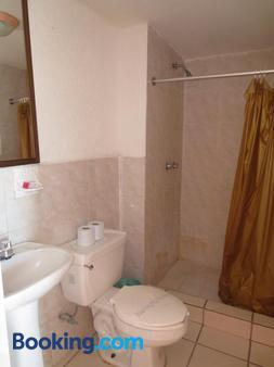 Hotel Plaza Peñasco - Puerto Peñasco - Bathroom