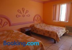 Hotel Plaza Peñasco - Puerto Peñasco - Bedroom