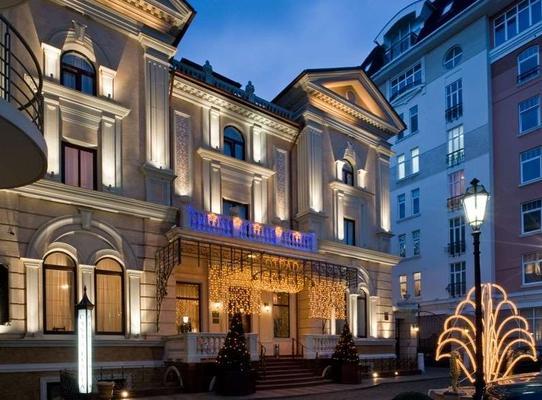 Hotel Otrada - Odesa - Rakennus