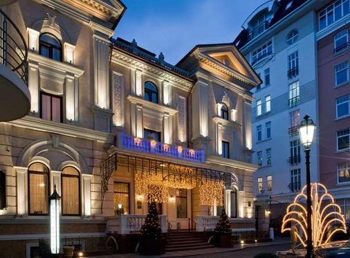Отель Отрада - Одесса - Здание