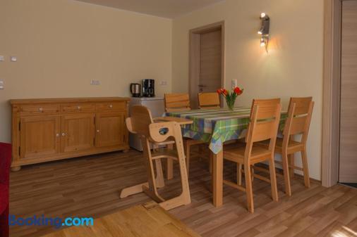 Pension Am Finkenberg - Sebnitz - Dining room