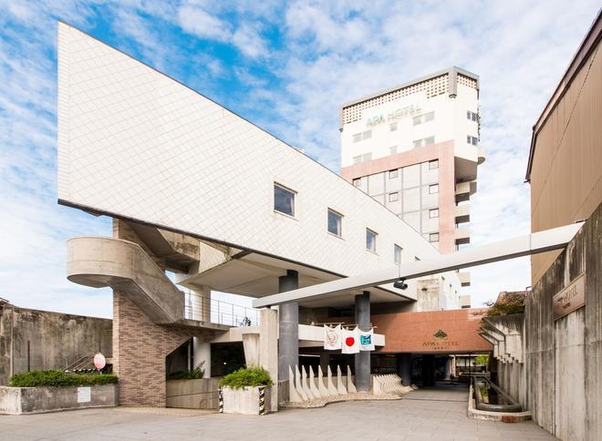 APA Hotel Kanazawa-Nomachi - Kanazawa - Bâtiment