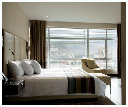 Casa Grande Hotel - La Paz - Slaapkamer
