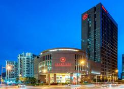 โรงแรมเชอราตัน เทียนจิน บินไห่ - ปินไห่ - อาคาร