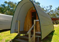 Bimbi Park - Camping Under Koalas - Cape Otway - Building