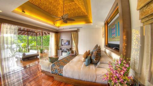 Bunga Raya Island Resort & Spa - Kota Kinabalu - Phòng ngủ