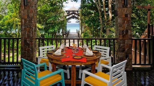 Bunga Raya Island Resort & Spa - Kota Kinabalu - Balcony