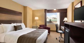 Days Inn by Wyndham Calgary South - קלגרי - חדר שינה