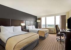 Wyndham Garden Norfolk Downtown - Norfolk - Bedroom