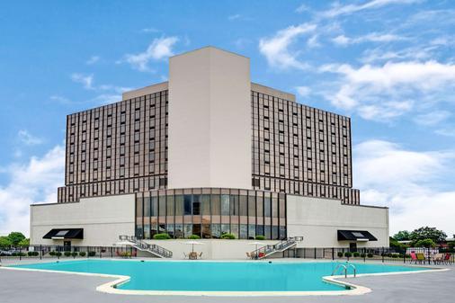 Wyndham Garden Norfolk Downtown - Norfolk - Building