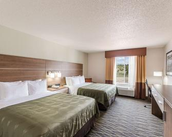 Quality Inn Near Grand Canyon - Williams - Bedroom