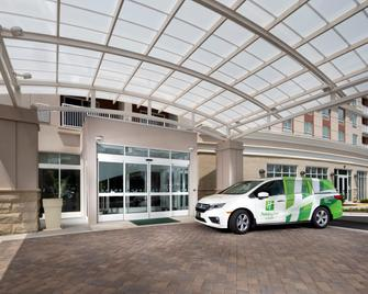 Holiday Inn Hotel And Suites Arden - Asheville Airport - Arden - Gebäude