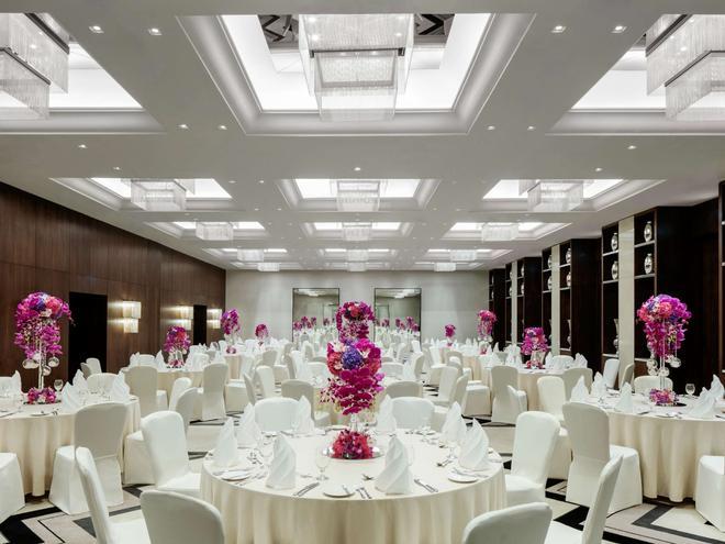 Pullman Dubai Creek City Centre - Ντουμπάι - Αίθουσα συνεδριάσεων
